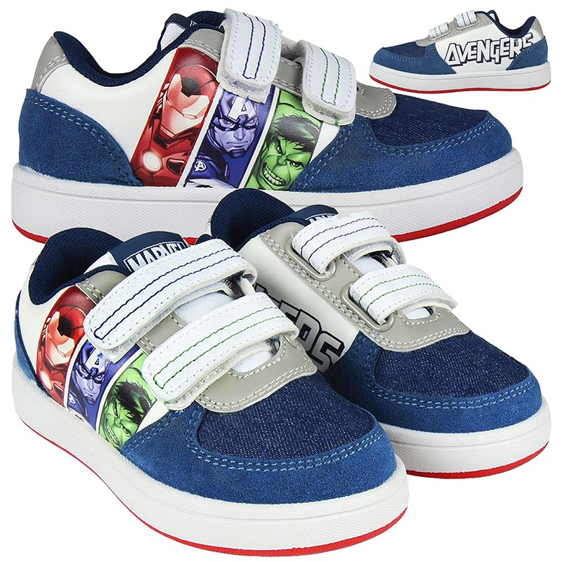 MARVEL AVENGERS SHOES FOR BOYS TRAINERS